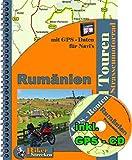 Reiseführer 2 Wochen Motorradtour durch Rumänien ( Strasse ) inkl. GPS-CD ( Routen ) für...