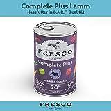 Fresco Dog Complete Plus Lamm 400g (haltbares B.A.R.F.)
