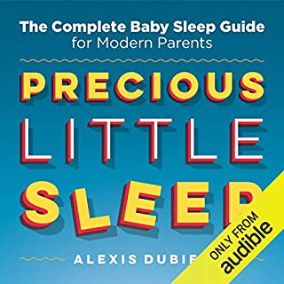Page de couverture de Precious Little Sleep
