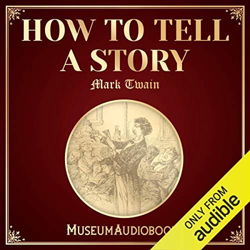Couverture de How to Tell a Story