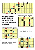 Pentatonic and Blues Scales for Seven String Guitar (Basic Scale Guides for Seven String Guitar Book 5)