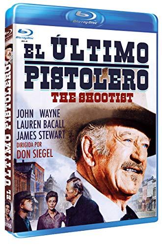 El Último Pistolero BD 1976 The Shootist [Blu-ray]