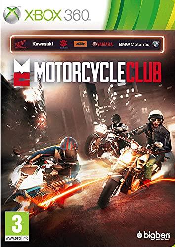Motorcycle Club [Importación Francesa]