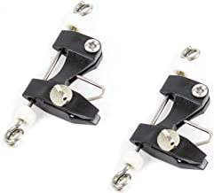 The Tackle Room Outrigger Release Clips | Outrigger Downrigger Flatline | Saltwater Fishing | Sold in Pairs