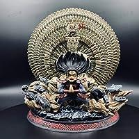 Hulyeing ナルト:千住Hashirama(大仏)アクションフィギュアギフト玩具ジュエリーNARUTO - ナルト - 疾風伝人形飾り P-o-P