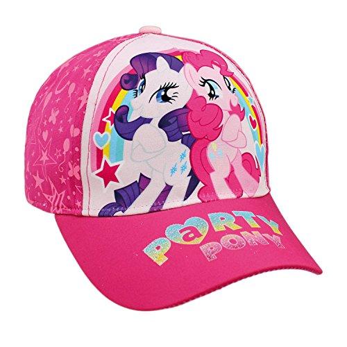 My Little Pony 2200000275 - Gorra Premium para niños, Color Rojo, Talla...