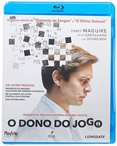 O Dono Do Jogo, [Blu-ray]