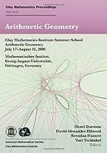 Arithmetic Geometry (Clay Mathematics Proceedings)