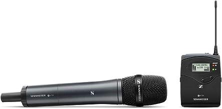 Conjunto portátil de micrófono de mano inalámbrico Sennheiser (EW 135P G4-A1)