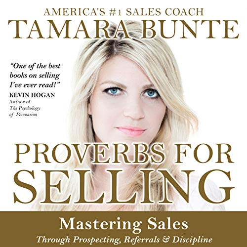 Proverbs for Selling audiobook cover art