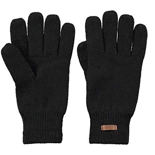 Barts Herren Handschuhe Schwarz (Black) M/L