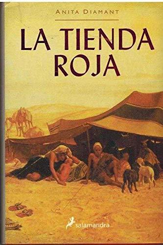 Tienda roja,la (Novela Historica (salamand)