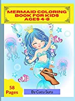 Mermaid Coloring Book for Kids Ages 4-8: Magnificent Mermaids Coloring Book, Creative Haven Coloring Books, Creative Haven Magnificent Mermaids are beloved for their mysterious beauty