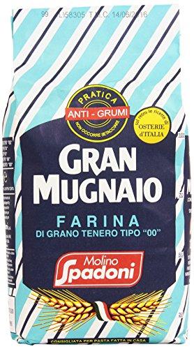 Molino Spadoni Farina, di Grano Tenero Tipo '00' - 1000 gr