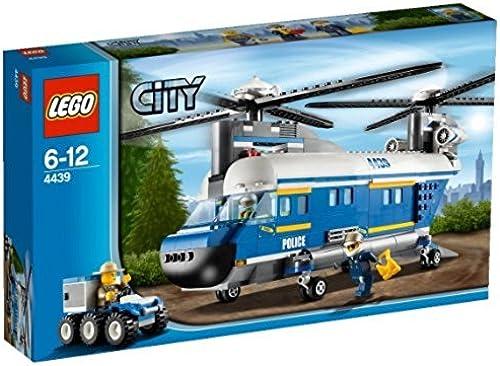 te hará satisfecho LEGO City - - - Helicóptero de Carga (4439)  artículos de promoción