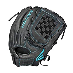 commercial EASTON BLACKPEARL Fastpitch Softball Gloves | 2020 | Right Throw | Sports Woman Design |… fastpitch softball glove