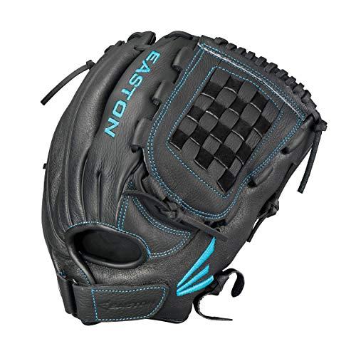 EASTON BLACK PEARL Fastpitch Softball Glove | 2020 | Right-Hand Throw | Female Athlete Design | 12.5