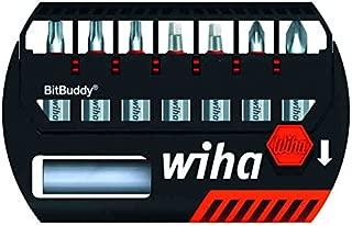 Wiha 76891 Compact Impact Insert Bit Set Phillips Square Torx