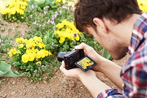 Sony RX100 III Premium Compact Camera with 1.0-Type Exmor CMOS Sensor (DSC-RX100M3)