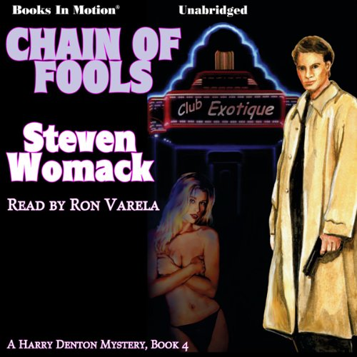 Chain of Fools audiobook cover art