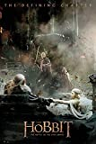 The Hobbit 3: The Battle Of Five Armies - Movie Poster /