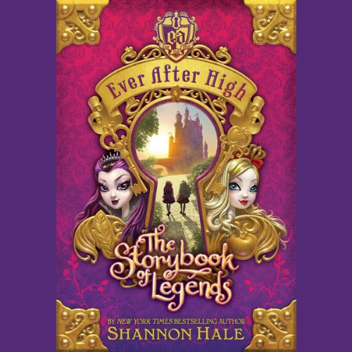 Ever After High audiobook cover art