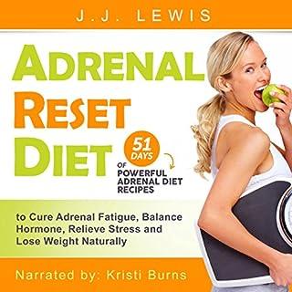 Adrenal Reset Diet audiobook cover art