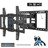 Mounting Dream Full Motion TV Mount Wall Bracket TV Wall Mounts for 42-75 Inch TV, Premium...