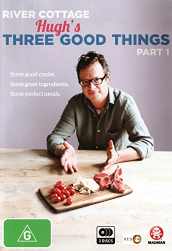 River Cottage - Hugh's Three Good Things - Part 1 [PAL / Import - Australia]