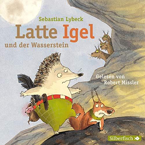 Latte Igel 1: Latte Igel und der Wasserstein: 2 CDs