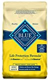 Blue Buffalo Life Protection Formula Healthy Weight Dog Food Natural Dry Dog Food for Adult Dogs Chicken and Brown Rice 26 lb. Bag