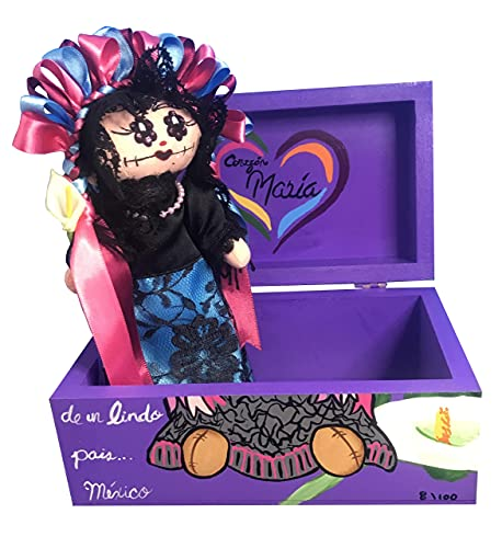 muñecas especiales fabricante Corazón María
