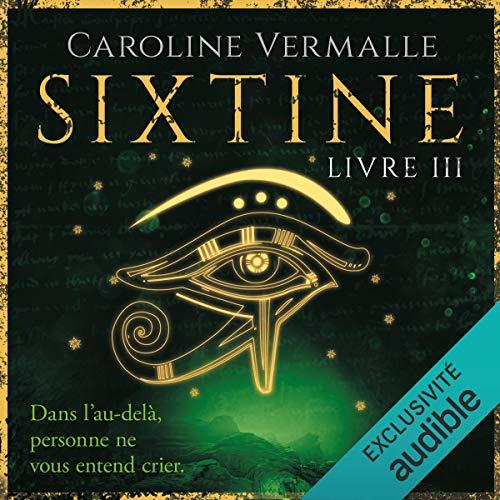 Couverture de Sixtine 3