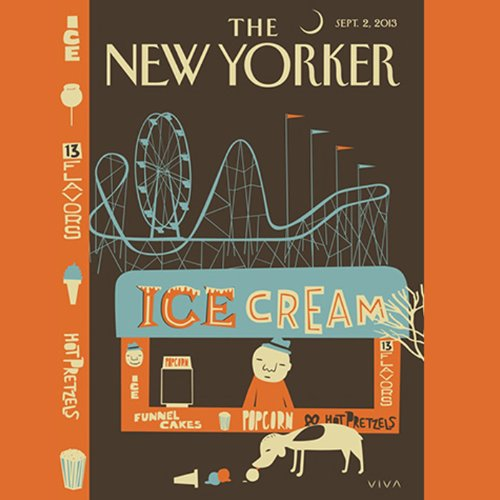 The New Yorker, September 2th 2013 (Kelefa Sanneh, Lauren Collins, Steve Coll) audiobook cover art