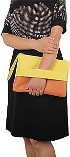 Unique Patchwork Design Women`s Clutch Handbag Wristlets for Beach Holiday Travel