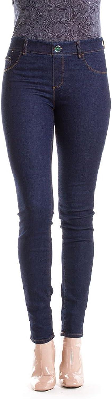 Carrera , jeans skinny per donna , 90% cotone, 8% poliestere, 2% elastan 252023