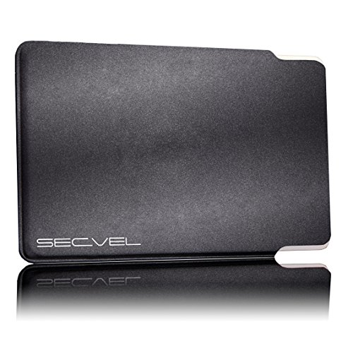Etui de Protection breveté et testé par Le TÜV - Protection par 5 Cartes - Meteor   RFID NFC Blocker   Blindage de Champ magnétique   Brouilleurs pour Carte de crédit, Carte d'identité