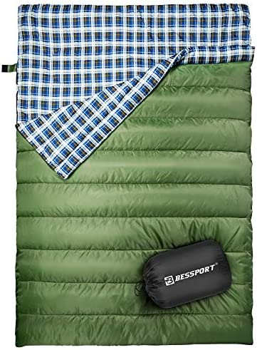 Top 10 Best double wide sleeping bag Reviews
