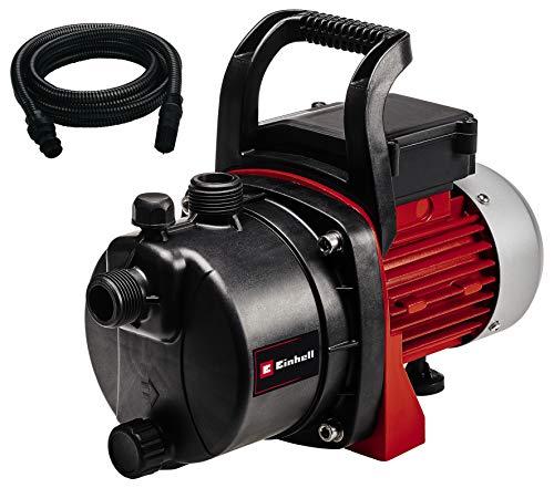 Einhell Gartenpumpe GC-GP 6538 (650 W, 3,6 bar Druck, 3800 L/h Förderleistung, Wassereinfüllschraube, Wasserablassschraube, Tragegriff)