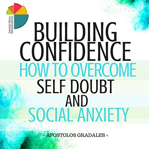 Building Confidence audiobook cover art