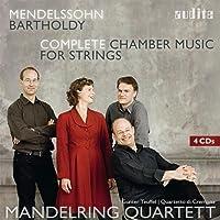 Felix Mendelssohn Bartholdy: Complete Chamber Music for Strings [Box Set] by Gunter Teuffel