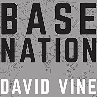 Base Nation audiobook cover art