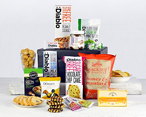 Diabetic Hamper, Sugar Free Hamper, Diabetic Food Hamper