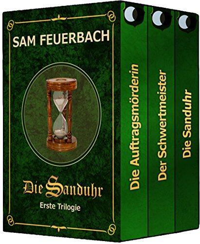 Die Sanduhr - Band 1 bis 3 der Krosann-Saga: Der Fantasy-Erfolg als Sammelband mit 1476 Seiten (KENPC) (Die Krosann-Saga in zwei Sammelbänden)