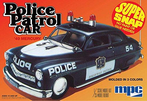 MPC MPC705 1/25 49 Mercury-Police Option MPCS0705