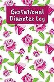 Gestational Diabetes Log: Blood Sugar Tracker