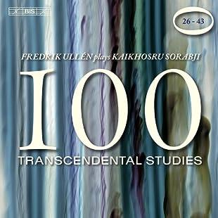 100 Transcendental Studies 2:Maxmartyn