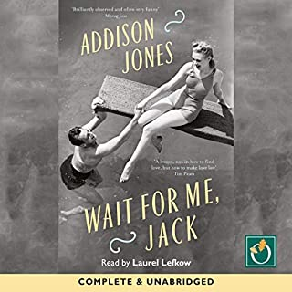 Wait for Me, Jack                   By:                                                                                                                                 Addison Jones                               Narrated by:                                                                                                                                 Laurel Lefkow                      Length: 10 hrs and 1 min     Not rated yet     Overall 0.0