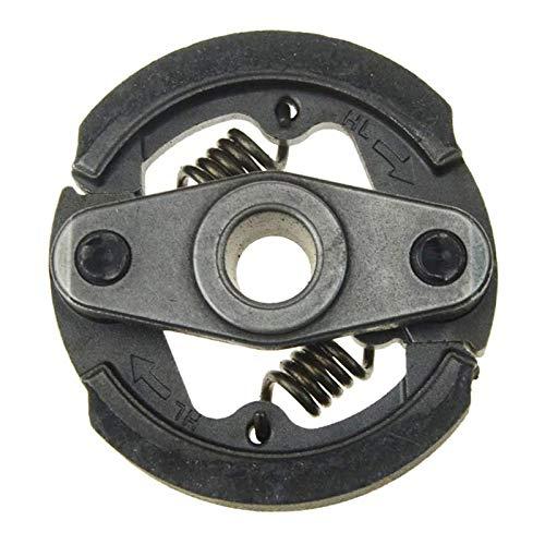 WOOSTAR Schwerlast Kupplungsbelag mit 2 Federn Ersatz für 2-Takt 43ccm 49ccm 50ccm Motor CAG MTA1 MTA2 X1 X3 Gas Roller Taschenrad Dirt Pit Bike Mini Quad