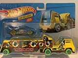 Hot Wheels HW Park N Play Detachable Truck Set with 1:64 Scale Car